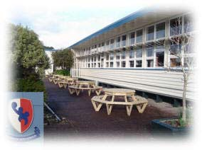 Kelston Girls College Referral Photo of Breswa Octagon BBQ Tables