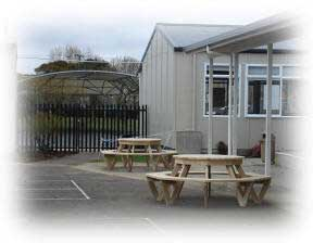 Papakura Normal School Referral Photo of Breswa Octagon BBQ Tables